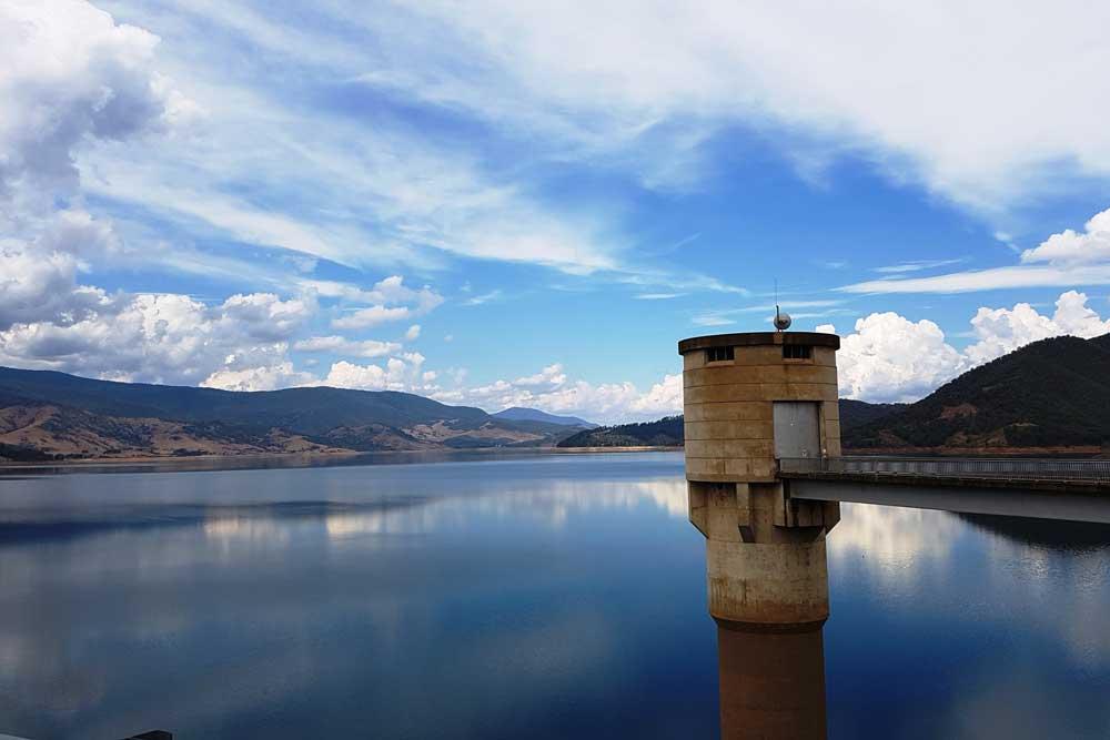 Blowering Dam Tumut