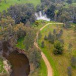 Walking trails from Riverglade Caravan Park