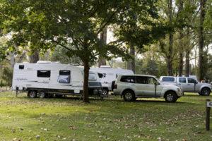 Riverglade Caravan Park Tumut Unpowered Sites