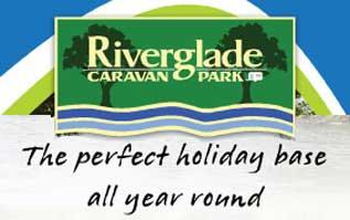 Riverglade caravan park brochure