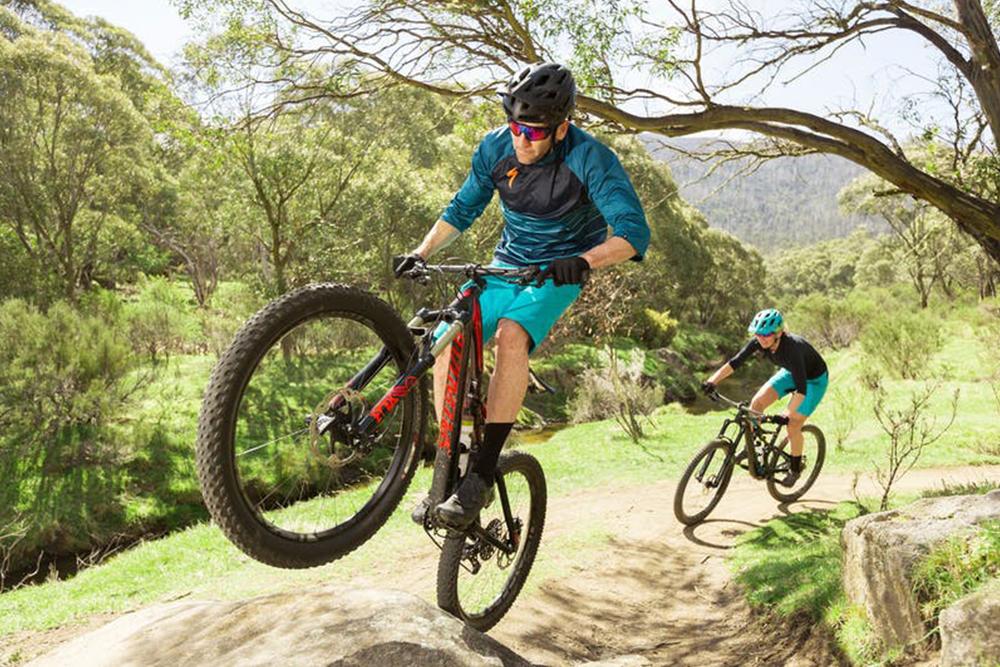 Tumut state forest mountain biking
