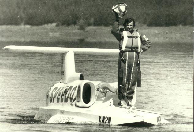 Ken Waby Blowering Dam 1978