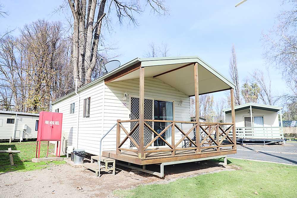 Riverglade CP Tumut Lifestyle 6-Berth Cabin