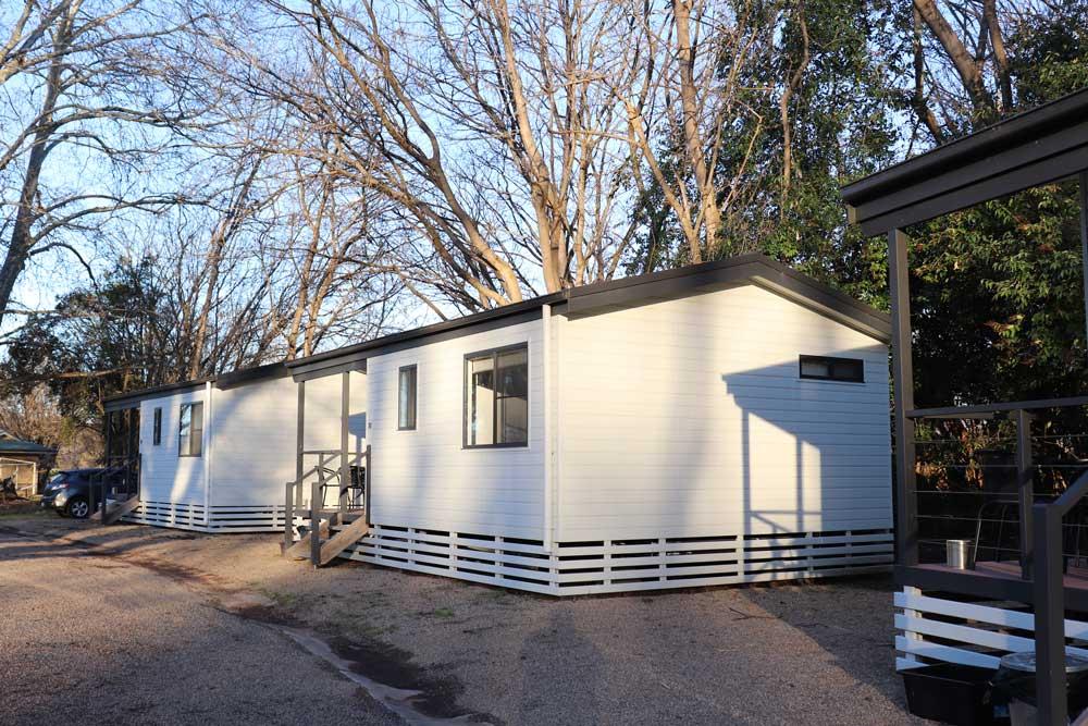 Riverglade CP Tumut Premium 6 Berth Cabin