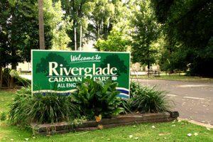 Welcome to Riverglade Caravan park