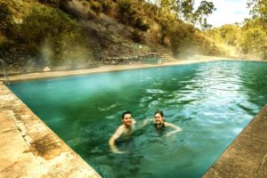Yarrangobilly Thermal Pool and caves